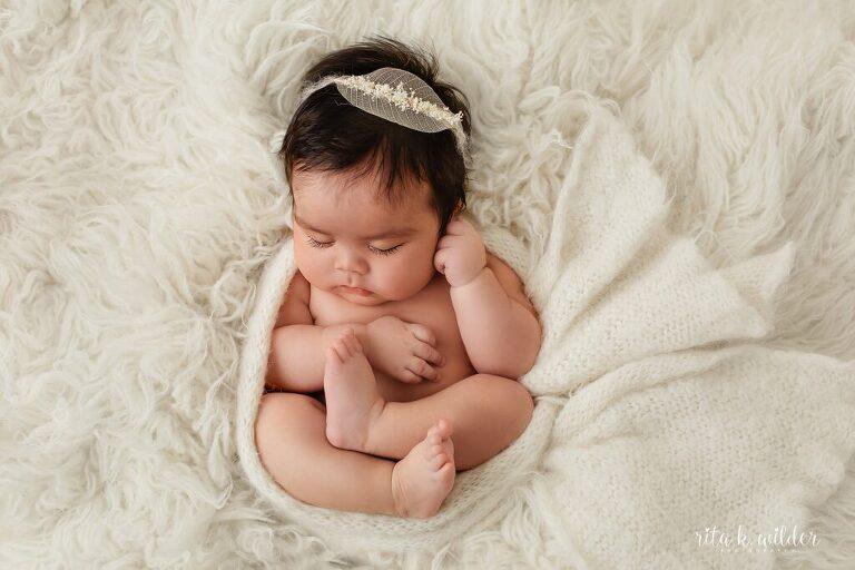 Grapevine Newborn Photographer