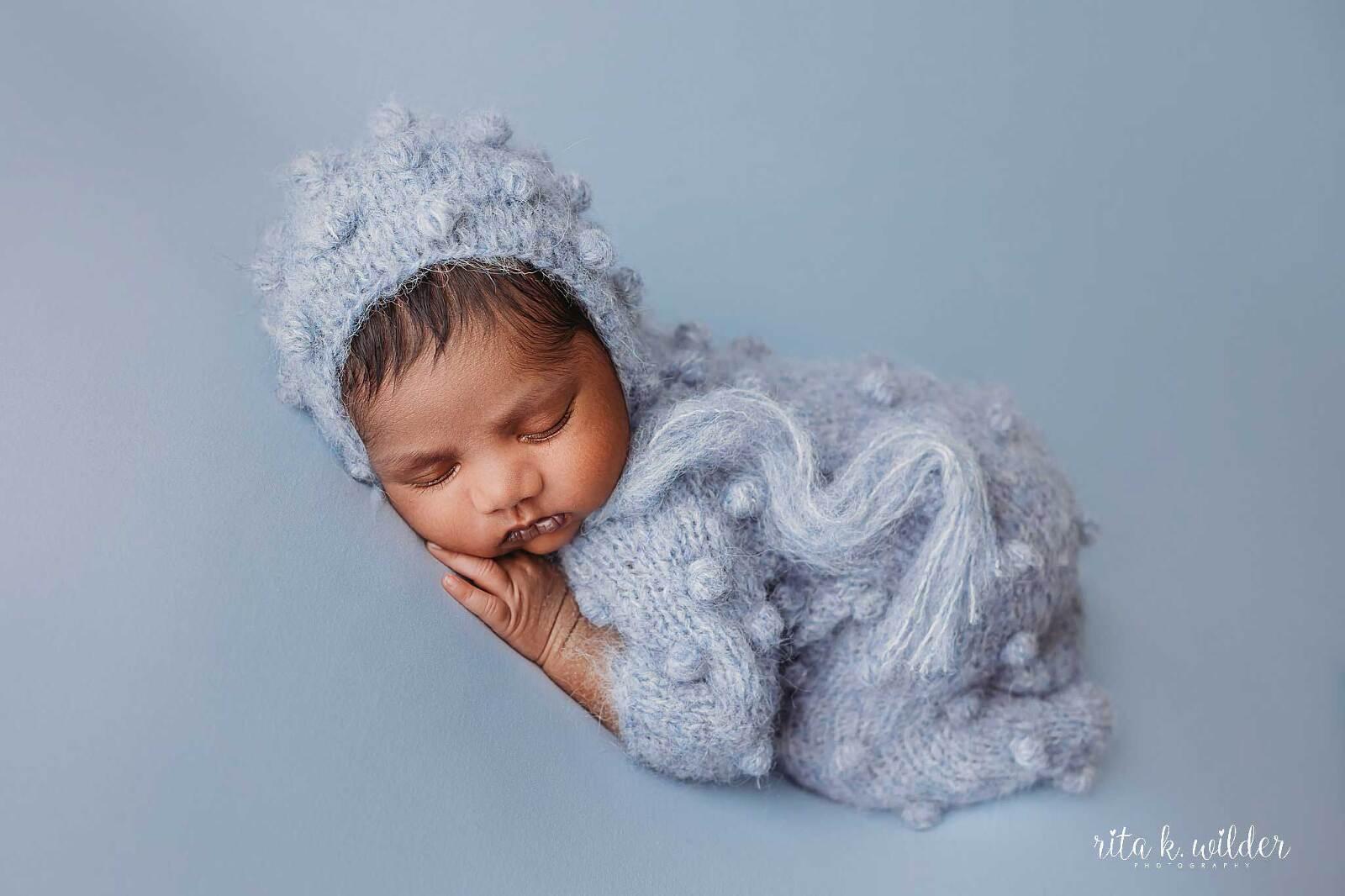 Flower Mound Newborn Photographer